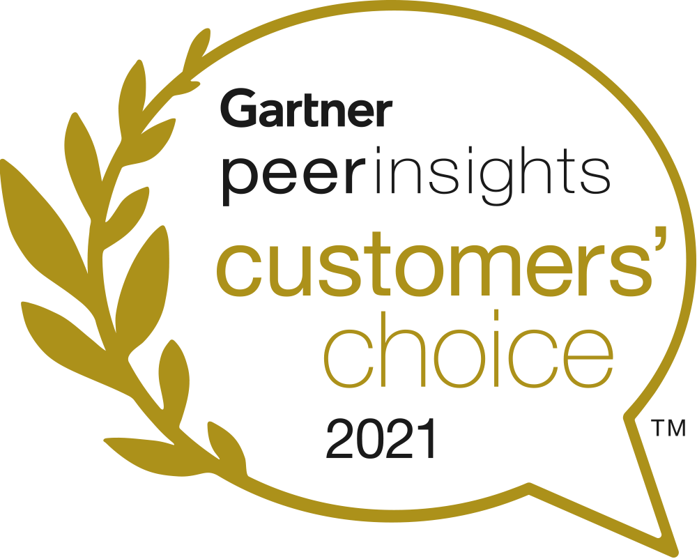 Customers' Choice in the April 2021 Gartner Peer Insights 'Voice of the Customer': Network Firewalls report