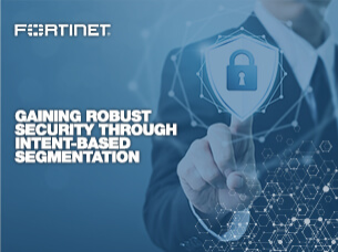 Fortinet Security Fabric for segmentation