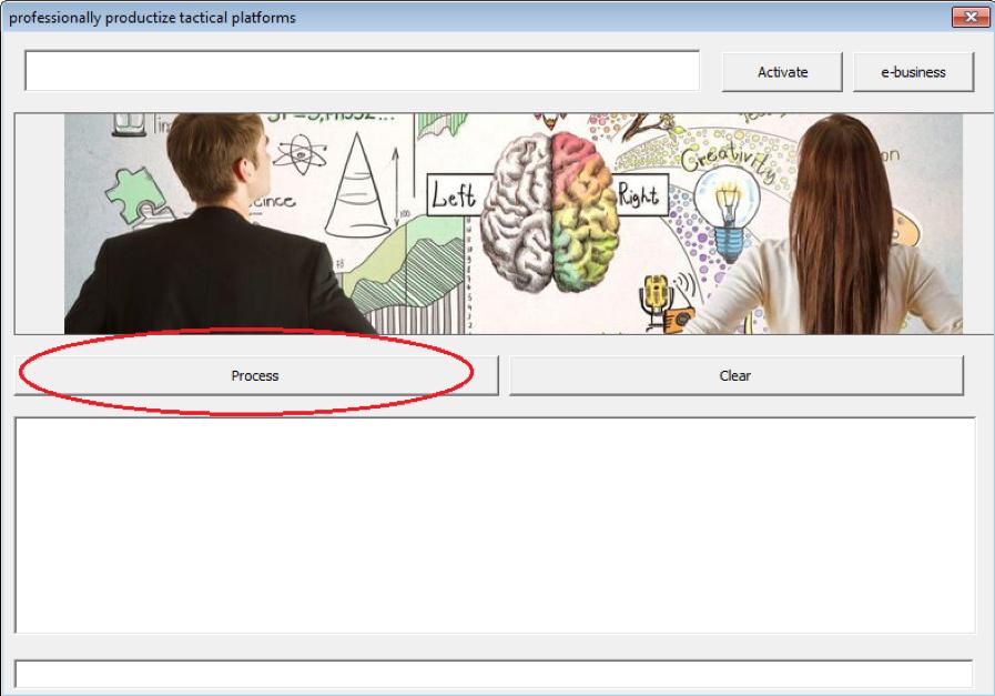 Figure 2.3. Hidden UserForm