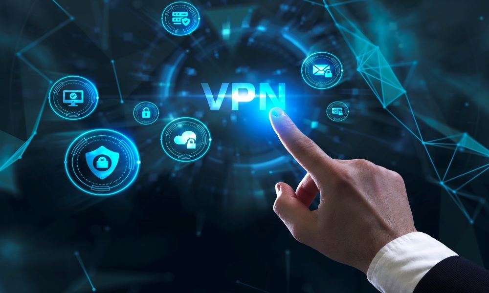 remote access security with vpn