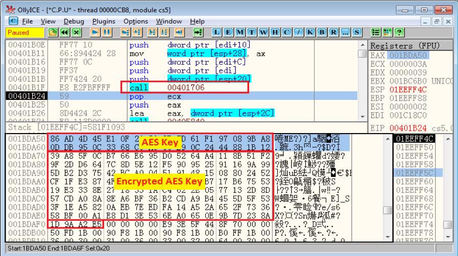 Deep Analysis – The EKING Variant of Phobos Ransomware - RapidAPI