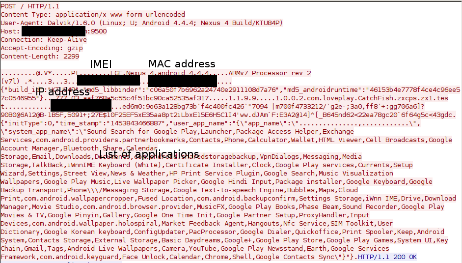 BdMir: New Android Malware Family Spotted by SherlockDroid