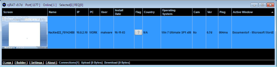 Bladabindi Remains A Constant Threat By Using Dynamic DNS Services