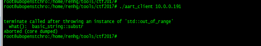 "Google's 2017 CTF – The ""ASCII Art Client"" Challenge"