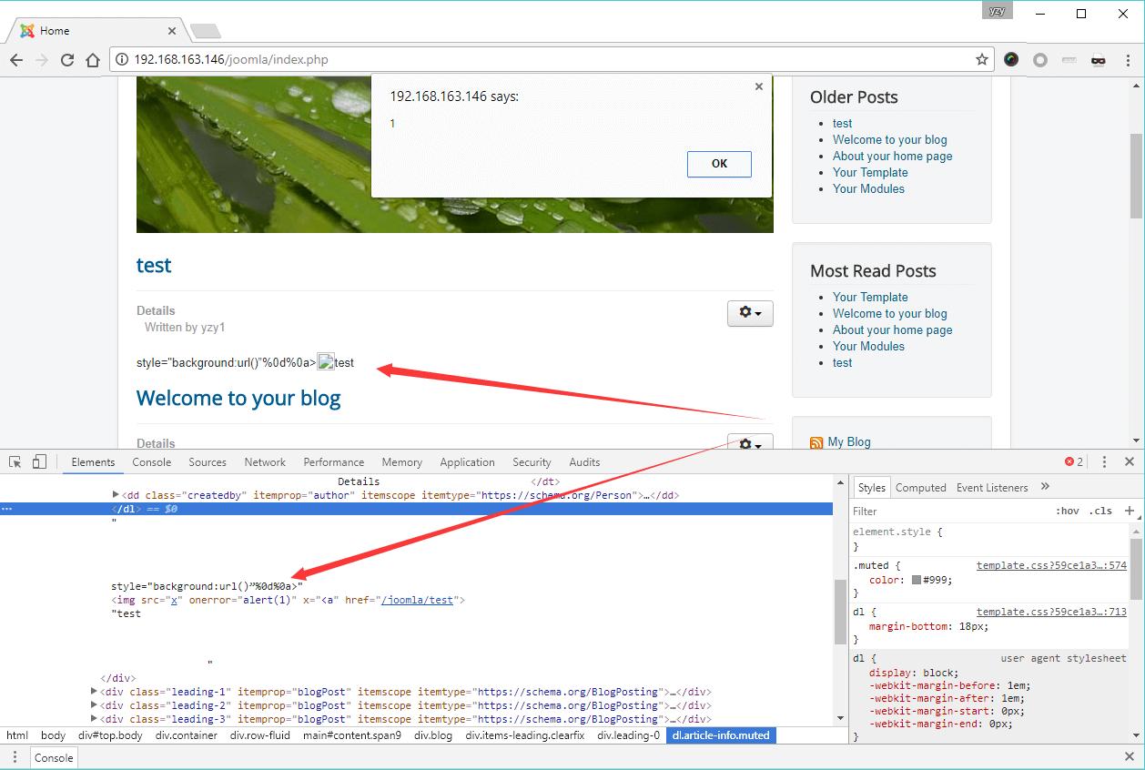 Incomplete Patch: More Joomla! Core XSS Vulnerabilities Are