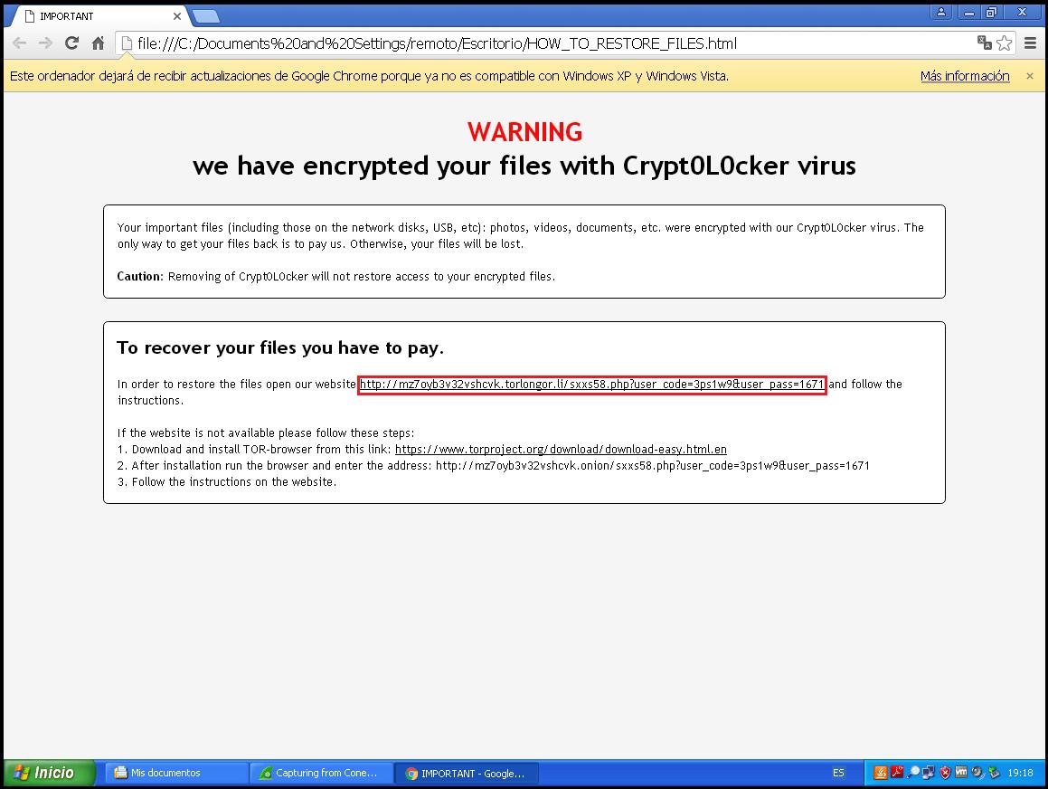Insights on TorrentLocker