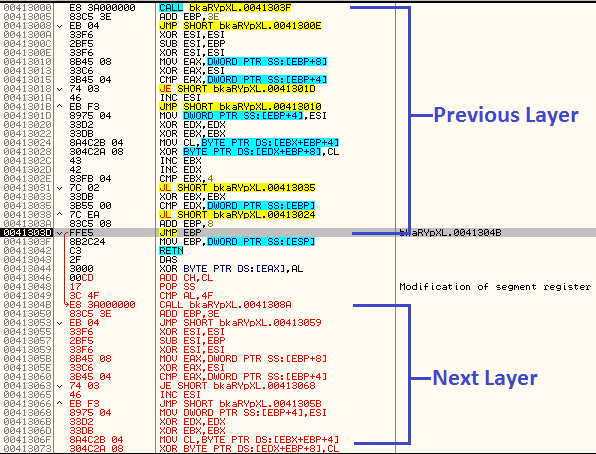 Locky NSIS-based Ransomware is Embracing Its New End of