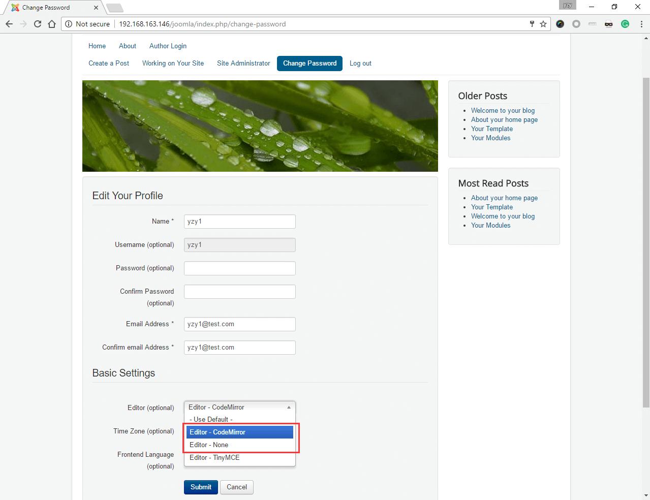 Multiple Joomla! Core XSS Vulnerabilities Are Discovered