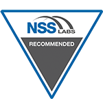 NSS Labs Recommended logo