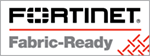 Fortinet Fabric Ready Partner logo