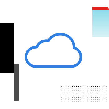 web product icon public cloud
