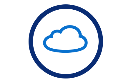 multi-cloud security icon
