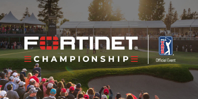 PGA Tour - Fortinet Championship - 400x200 News Tile