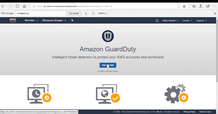 video thumb aws guard duty