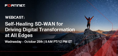 Self-Healing SD-WAN for Driving Digital Transformation at All Edges