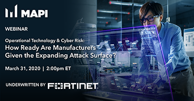 Operational Technology & Cyber Risk: How Ready Are Manufacturers Given the Expanding Attack Surface?