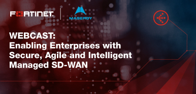 Enabling Enterprises with Secure, Agile and Intelligent Managed SD-WAN