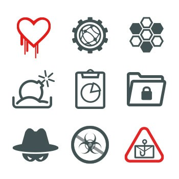 Network Security Icons | Fortinet